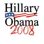 Hillary / Obama 2008