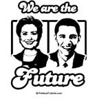 Clinton / Obama: We are the future
