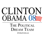 Clinton/Obama: The Dream Team