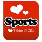 I Love Sports T-shirts & I Love Sports T-shirt