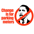 Change is for parking meters