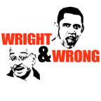 Anti-Obama: Wright and Wrong