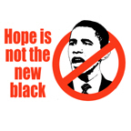 Hope is not the new black