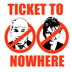 ANTI-PALIN: Ticket to nowhere