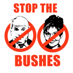 ANTI-PALIN: Stop the Bushes