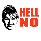 ANTI-PALIN: Hell No