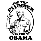 Joe the Plumber is for Obama