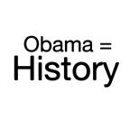 Obama = History