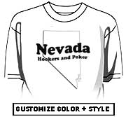 Nevada - Hookers and Poker