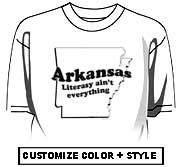 Arkansas - Literasy ain't everything