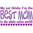 Best Mom from Cat