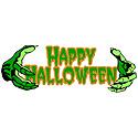 Evil Halloween Hands