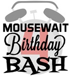 4th Birthday Bash