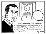 Eric's Mentor George Lois