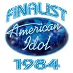 American Idol Finalist 1984 Vintage