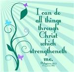 Philippians 4:13 Starburst