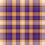 Peanut Butter and Jelly Plaid