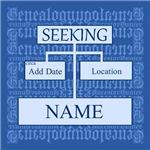 Genealogy Ancestor Seeking