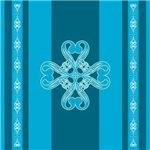 Royal Emblem Turquoise