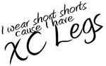 Short Shorts XC Legs
