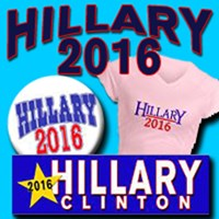 HILLARY 2016 Hillary Clinton for President