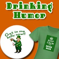 Irish and St. Patricks Day Drinking Humor