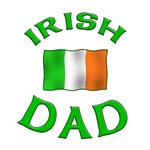 Irish Dad Father's Day Design