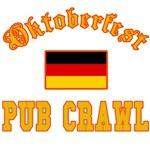 Oktoberfest Pub Crawl