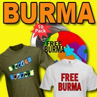 FREE BURMA (MYANMAR)