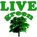 LIVE Green Earth Day Products
