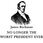 James Buchanan No Longer Worst President Ever