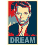 RFK Obama - esque Art on T shirts, Posters