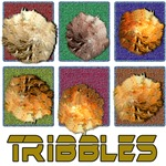 Star Trek Tribbles Pop Art Tshirts