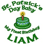 St. Patrick's Day Baby Customized Shirt