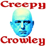 Creepy Crowley