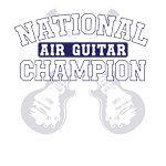 national air guitar champion