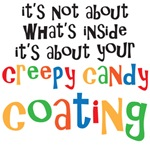 creepy candy coating