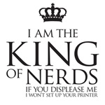 I am the King of Nerds (v2)