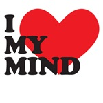 I love my mind