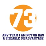 73 - Any team 
