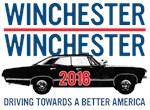 Supernatural Winchester 2016
