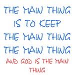 Main Thing Script