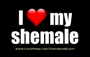 I *Love* My Shemale