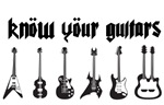 Know Your Guitars