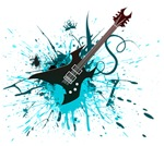 Graffiti Guitar