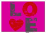 Vintage Love Heart