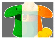 Irish Hat Flag Colors