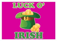 Luck o' Irish