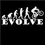 evolution of biker