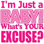I'm Just A BABY! Girl's